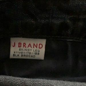J Brand Jeans - Darling J Brand Jeans w/ Black Design Size 25.
